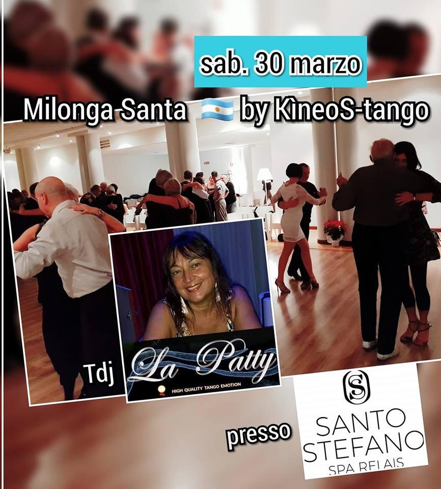 Read more about the article Stage con Aggio_Bellan + Milonga_Santa by KìneoS #Tj La Patty
